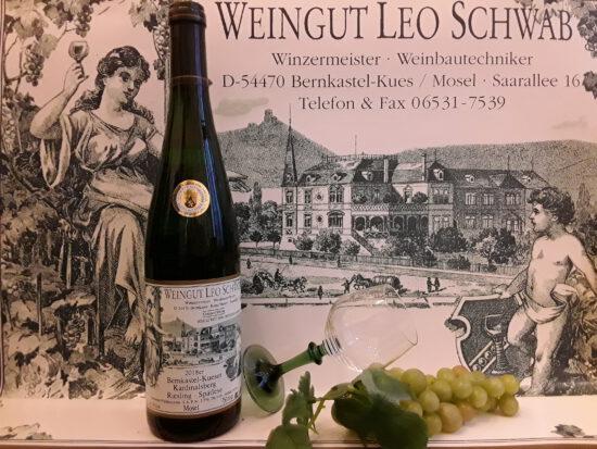 2018er Bernkastel-Kueser Kardinalsberg Spätlese lieblich
