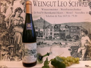 2016er Bernkastel-Kueser Weisenstein Auslese Feinherb