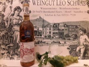 2015er Bernkastel-Kueser Kardinalsberg Stätburgunder Rose
