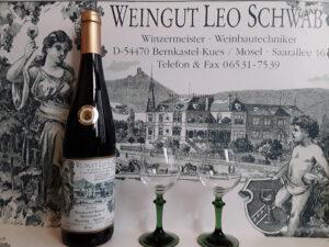 2016er Bernkastel-Kueser Weisenstein Auslese lieblich