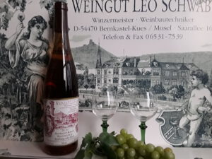 2017er Bernkastel-Kueser Kardinalsberg Spätburgunder Rose