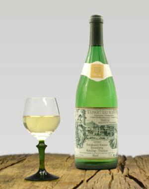 2018er Bernkastel-Kueser Rosenberg Qualitätswein Trocken